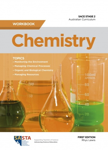SACE Stage 2 Chemistry Workbook