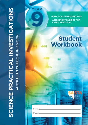 Year 9 Practical Investigation Workbook (min. 20)