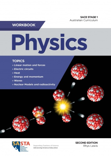 SACE Stage 1 Physics Workbook - 2nd Ed.