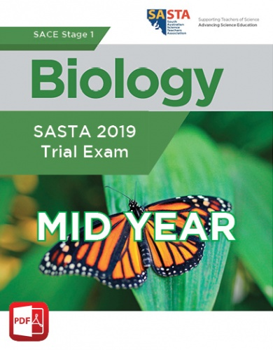 2019 Stage 1 Biology MID YEAR Trial Exam