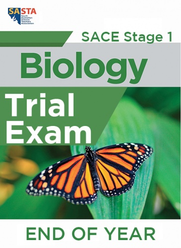 2020 Stage 1 Biology END OF YEAR Trial Exam