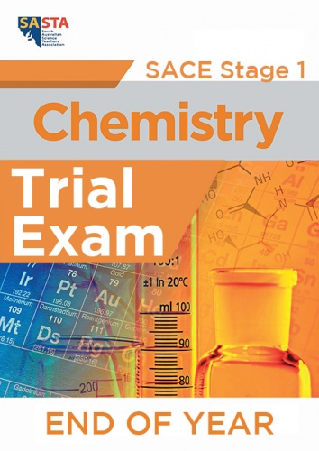 2020 Stage 1 Chemistry END OF YEAR Trial Exam