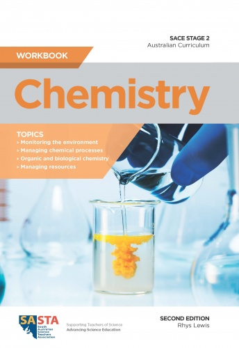 SACE Stage 2 Chemistry Workbook - 2nd Ed.