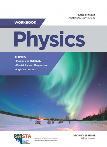 PRE-ORDER: St.2 Physics Workbook - 2nd Ed.