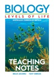 Biology: Levels of Life - Teacher Notes