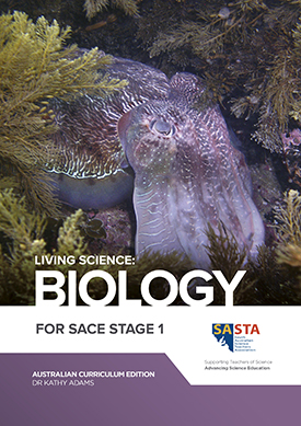 Living Science Bio Stage 1 cover