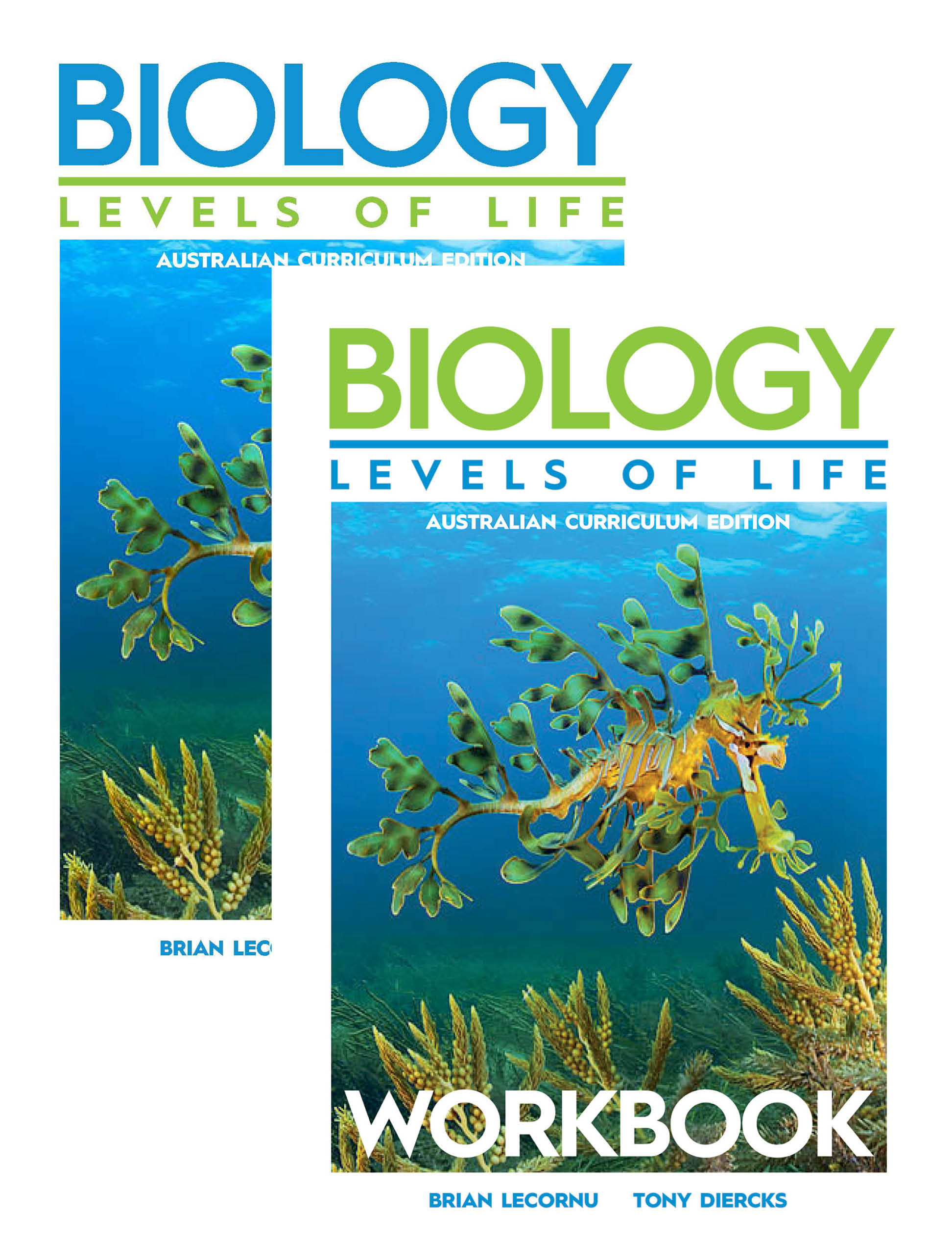 Biology Levels of Life Covers