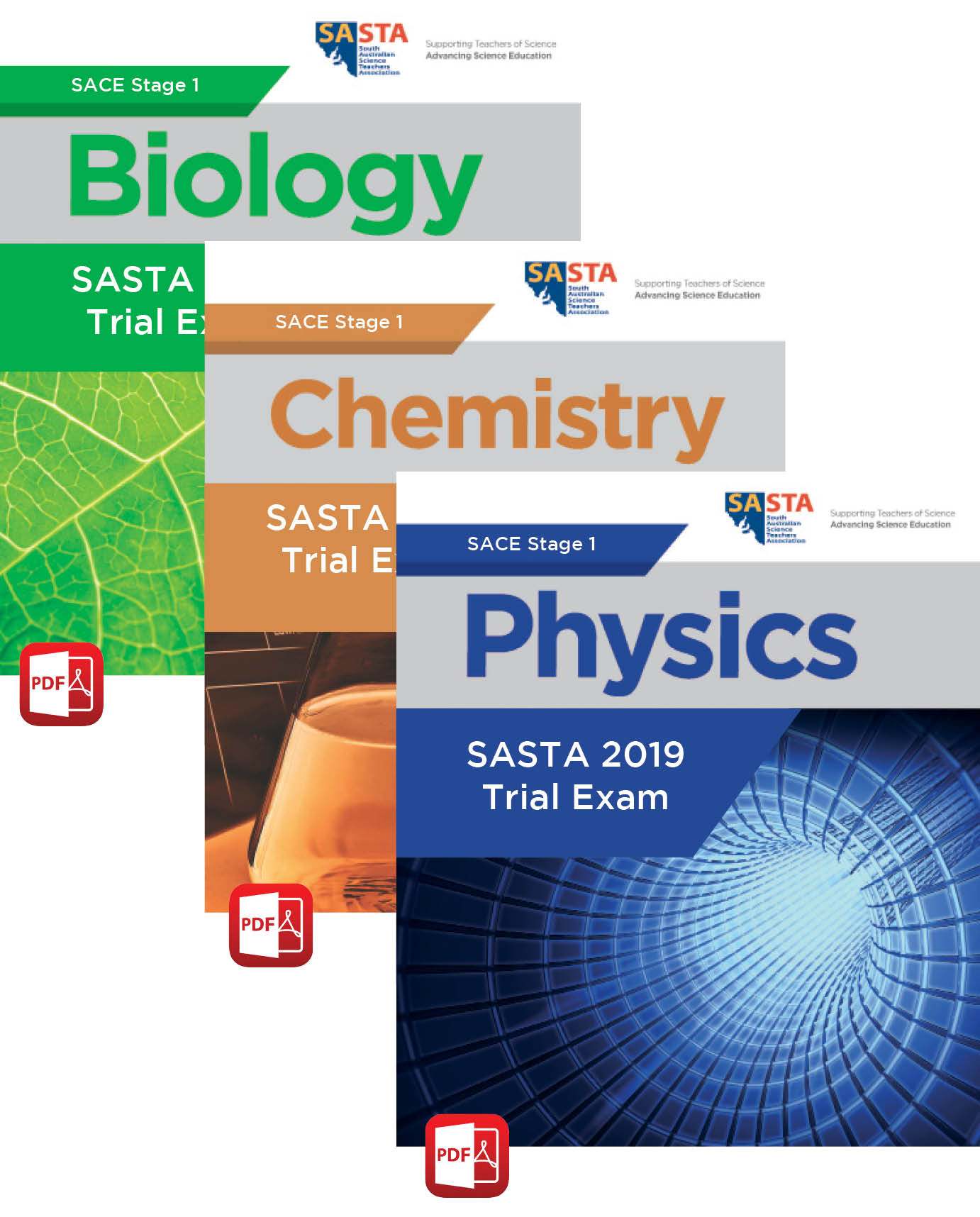 Stage 1 Trial Exam Covers