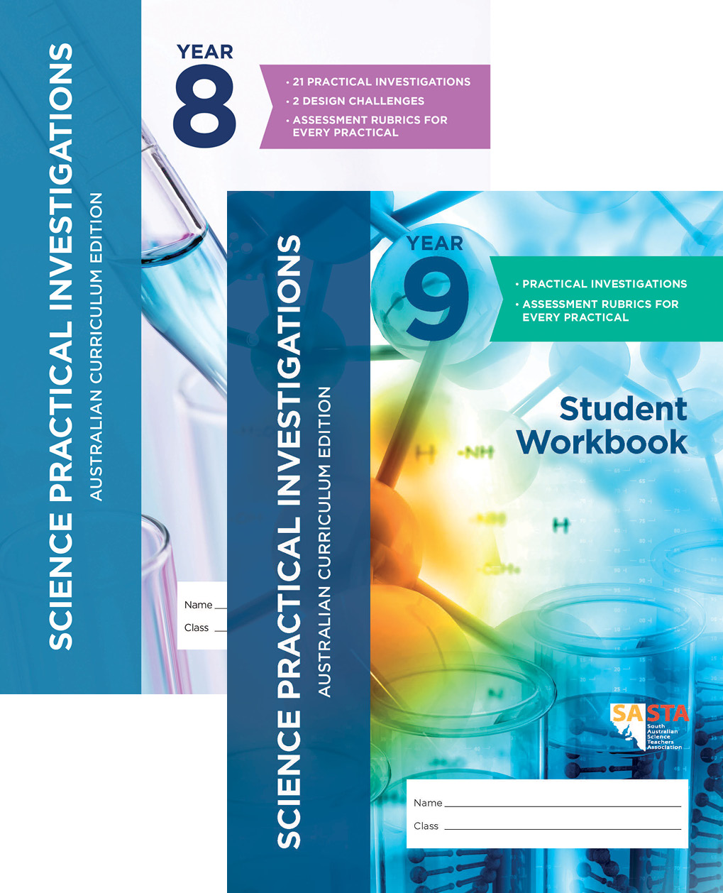 Year 8 & 9 Workbook 2nd Edition